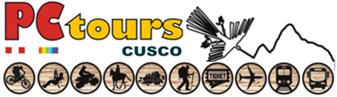 PCtours Cusco logo